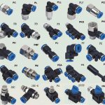 AIR PNEUMATIC FITTINGS