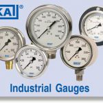 Industrial_series SS Pressure Gauge